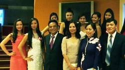 Ra mắt 12 thí sinh lọt vào chung kết cuộc thi Hoa hậu Việt tại Séc