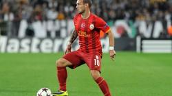 """Điểm tin tối 23.9: Sneijder """"tỏ tình"""" với M.U, Ramires """"cự tuyệt"""" Real"""