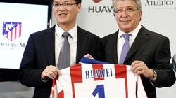 Huawei trở thành đối tác toàn cầu của CLB Atletico Madrid