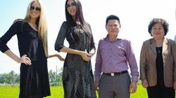 """Tỷ phú Mỹ gốc Việt 2,8 tỉ đô """"chi bạo tay"""" cho Hoa hậu"""