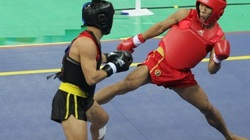 Thua võ sĩ Trung Quốc, Trường Giang nhận HCB wushu