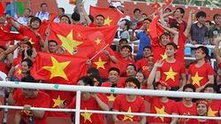 ASIAD 17: Người Việt xa xứ cuồng nhiệt cổ vũ bóng đá Việt Nam
