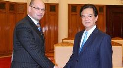 Thủ tướng Nguyễn Tấn Dũng tiếp lãnh đạo chống tham nhũng Liên bang Nga