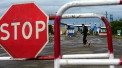 Hội đồng an ninh và quốc phòng: Ukraina có ý định đóng cửa các điểm kiểm soát trên biên giới với Liên bang Nga