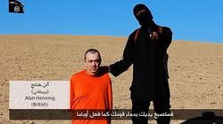 """Alan Henning: Con tin thứ 4 trước lưỡi dao """"ác quỷ"""""""