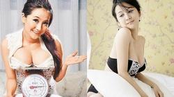 Nữ diễn viên Đài Loan tê liệt thần kinh vì... ngực nặng 3 kg