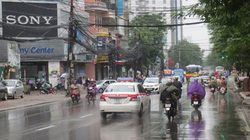 Thời tiết đêm nay và ngày mai: Miền Bắc khô hanh giảm, có mưa rải rác