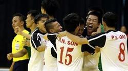 ĐT futsal Việt Nam đoạt HCĐ tại giải vô địch ĐNÁ 2014