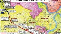 Tuyến metro số 2 của TP HCM có thể bị đội vốn 784 triệu USD