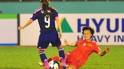 Bán kết môn bóng đá nữ Việt Nam - Nhật Bản: Gắng sức và mơ điều tốt đẹp