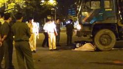Thiếu nữ người nước ngoài bị xe ben cán chết giữa trung tâm Sài Gòn