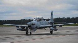 Mỹ chính thức sở hữu máy bay phản lực Super Tucano A-29 của Brazil