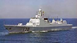 """Tàu chiến hiện đại Trung Quốc dùng """"đồ cũ"""" của Ukraine"""