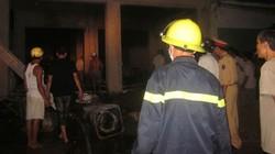 Hà Tĩnh: Kho chứa hàng đại lý điện tử cháy rụi trong đêm