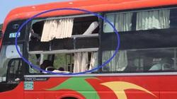 Nghệ An: Xe giường nằm bất ngờ nổ lớn, 3 người nguy kịch