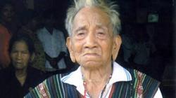 Cụ ông người Mơ Nông lớn tuổi nhất Việt Nam