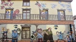 Lạc vào thiên đường truyện tranh đặc sắc, siêu vui nhộn ở Bỉ