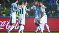 Copa America: Đại thắng Paraguay, Argentina vào chung kết