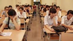 Thí sinh bước vào môn thi đầu tiên kỳ thi THPT Quốc gia