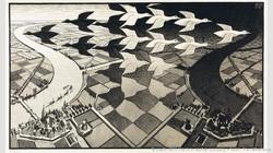 Bí ẩn sau những bức họa lừa thị giác của danh họa người Hà Lan