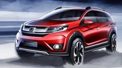 Lộ diện mẫu Honda BR-V ba hàng ghế dành cho châu Á