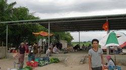 Trai làng vay tiền xây chợ cho thôn