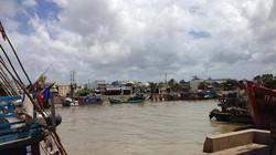 Tất bật làng biển Định An