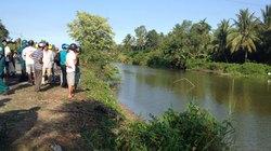Xác định nguyên nhân GĐ công ty bảo hiểm tử vong dưới sông