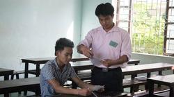 Nghệ An: 60 cán bộ, nhân viên phục vụ 1 thí sinh thi môn Sử