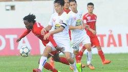 """Kết quả, BXH V.League: HAGL bị """"cầm chân"""", Hà Nội T&T thắng trận"""