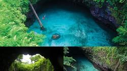 Chiêm ngưỡng hồ bơi trong xanh như ngọc, đẹp nhất thế giới