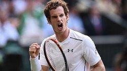 """Wimbledon 2015: ĐKVĐ giải nữ """"bật bãi"""", Federer, Murray tiến bước"""
