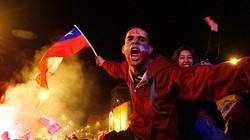 3 người chết, hàng trăm người bị bắt vì ăn mừng Chile vô địch Copa