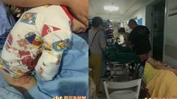 TQ: Thò tay vào chuồng hổ, bé 2 tuổi bị cắn đứt cánh tay