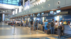 Hiển thị số ghế còn trống ngay tại sân bay