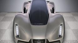 Độc đáo xe in 3D Blade đầu tiên trên thế giới