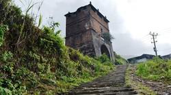 Chiêm ngưỡng nét cổ kính của Hải Vân Quan trên đỉnh đèo