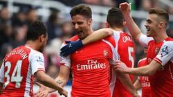 """ĐIỂM TIN: Arsenal sẽ vô địch Premier League, ĐTVN """"rơi tự do"""""""