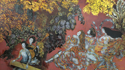 Tranh của họa sĩ Việt bán được giá hơn 2 tỷ đồng