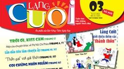 Đón đọc báo Làng Cười số 3 (bộ mới) ra ngày 15.7.2015
