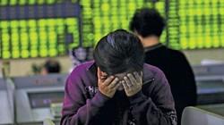 Ai là người thổi vỡ bong bóng chứng khoán Trung Quốc?