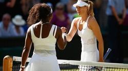 Thắng tuyệt đối trước Sharapova, Serena Williams vào chung kết Wimbledon