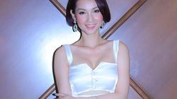 Quỳnh Chi rạng rỡ dự sự kiện sau khi ly hôn