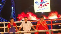 Kịch tính ở giải boxing, võ cổ truyền lần III