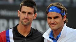 Djokovic đấu Federer ở trận chung kết Wimbledon