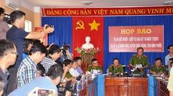 Bộ Công an khẳng định chỉ có 2 đối tượng gây thảm sát ở Bình Phước