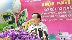 Phó Thủ tướng Hoàng Trung Hải chỉ đạo quyết liệt tái cơ cấu nông nghiệp
