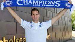 Begovic nói gì khi trở thành tân binh thứ 3 của Chelsea?