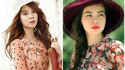 Ngắm nhan sắc nữ diễn viên Hàn được so sánh với Hà Hồ
