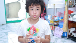 """Thăm phòng trọ nhỏ của """"Doraemon tóc xù"""" Hoàng Anh"""